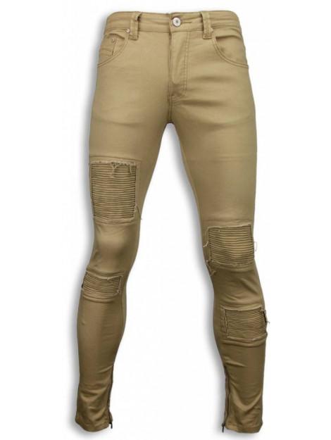 True Rise Biker jeans slim fit biker jeans ZS776-6 large
