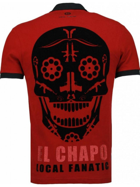 Local Fanatic El chapo flock polo 5103B large