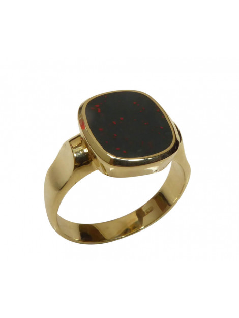 Christian Gouden heliotroop cachet ring geel goud 02Q49V8-0145JC large