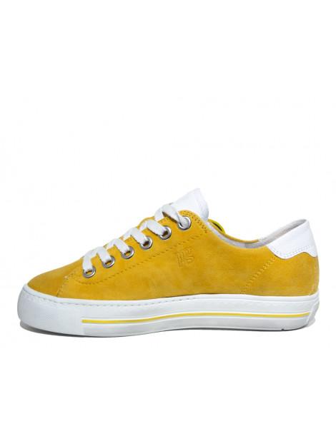 Paul Green 4810 Sneakers Geel 4810 large
