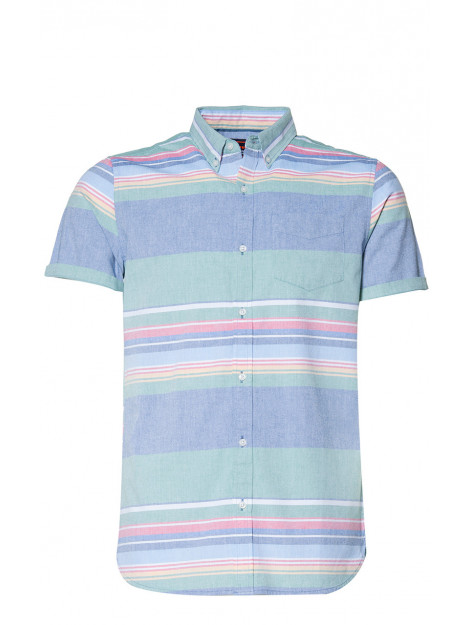 Superdry Casual overhemd met korte mouwen M4010001A large