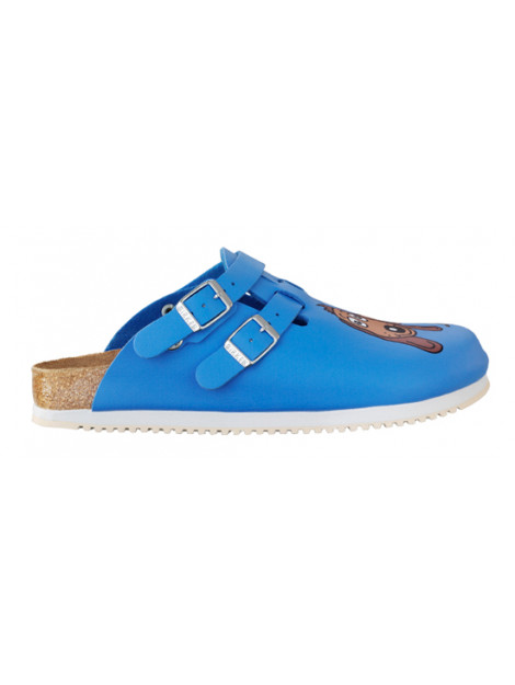 Birkenstock Kay dog blue smal 582536 large