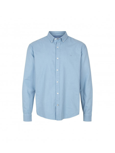 Kronstadt Overhemd heren johan oxford washed ks2796 light blue overhemd heren Johan Oxford Washed KS2796 light blue large