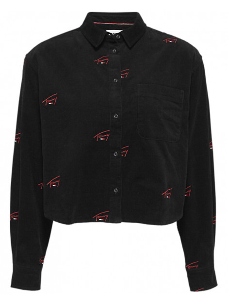 Tommy Hilfiger Blouse critter cord shirt Tommy Hilfiger Blouse CRITTER CORD SHIRT large