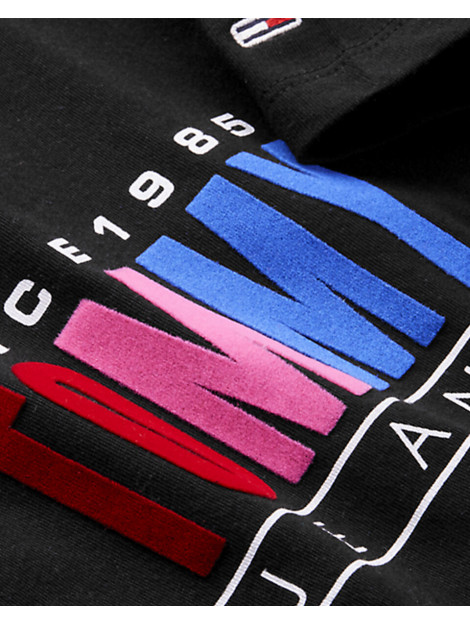 Tommy Hilfiger T-shirt color logo tee Tommy Hilfiger T-shirt COLOR LOGO TEE large