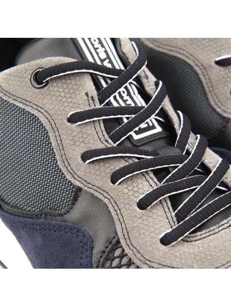 Floris van Bommel 16093/22 Sneakers Blauw 16093/22 large