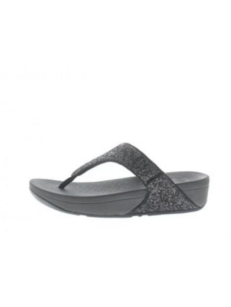 FitFlop Lulu glitter toe -tongs X03-339 large