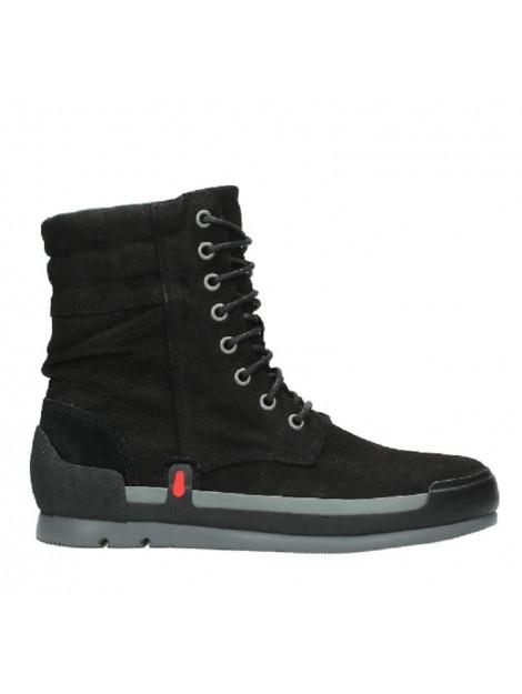 Wolky 0277513 Adams Longbeach Boots Zwart 0277513 Adams Longbeach large
