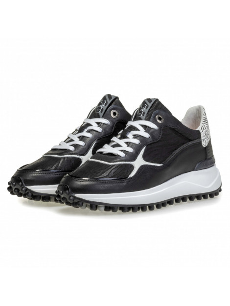 Floris van Bommel 85343/04 Sneakers Zwart 85343/04 large
