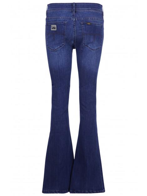 Lois Leia teal jeans Leia Teal Jeans Blauw large