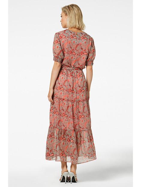 Freebird Josephine ss flower maxi dress short sleeve JOSEPHINE SS FLOWER Maxi dress short sleeve. large