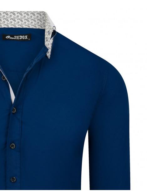 One Redox Italia heren overhemd - 1130 large