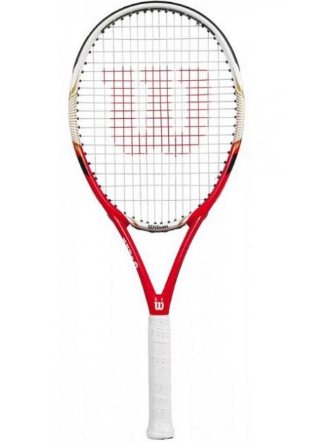 Wilson Federer pro 105 smu 013871 wit WILSON federer pro 105 smu wrt59220u large