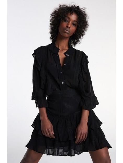 Alix The Label Rok zwart Rok Zwart large