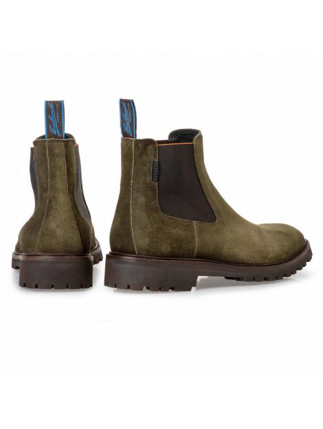 Floris van Bommel 20072/02 Boots Groen 20072/02 large