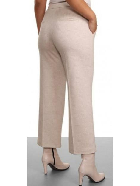 Cambio Pantalon creme Pantalon Creme large