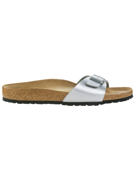 Birkenstock Madrid silver narrow 040413 large