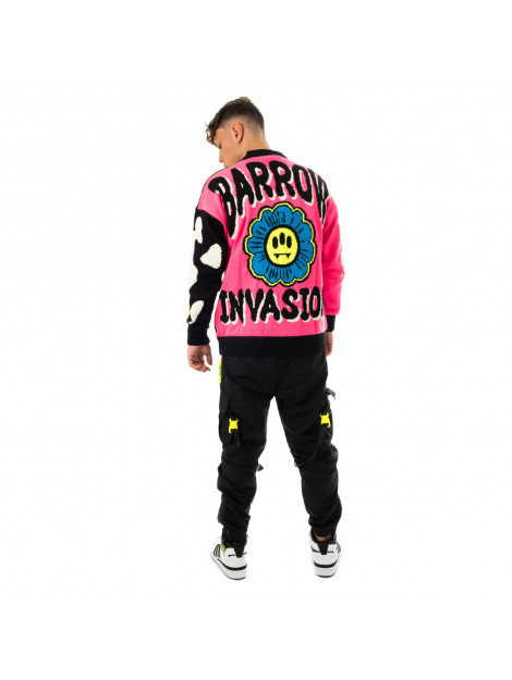 Barrow Pantaloni uomo nylon trousers unisex 029772.110 139379 large