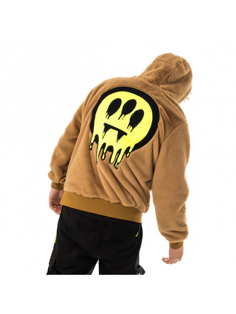 Barrow Felpa uomo hoodie ecofur unisex 029579.094 139375 large