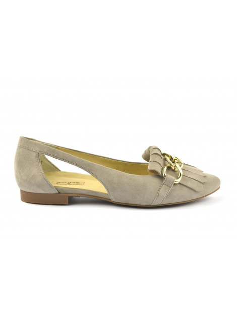 Paul Green Ballerina's beige  						 3587-042 rosewood  					 large
