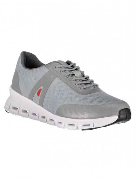 Wolky Sneaker nano grey silver mesh grijs 2050-920 large