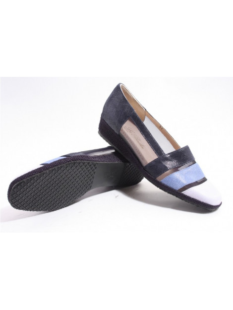La Badia 114 pumps blauw 114 large