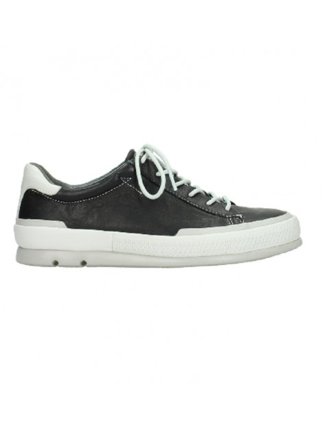 Wolky comfort-sneaker zwart 01926 Katla 30070 large