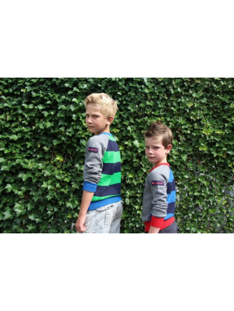Boys in Control 310 groen marine shirt 27 large