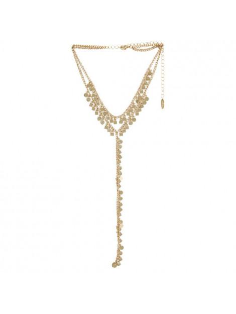 ETTIKA Ibiza necklace goud ET/S18-4/N1214.G/ibiza necklace large