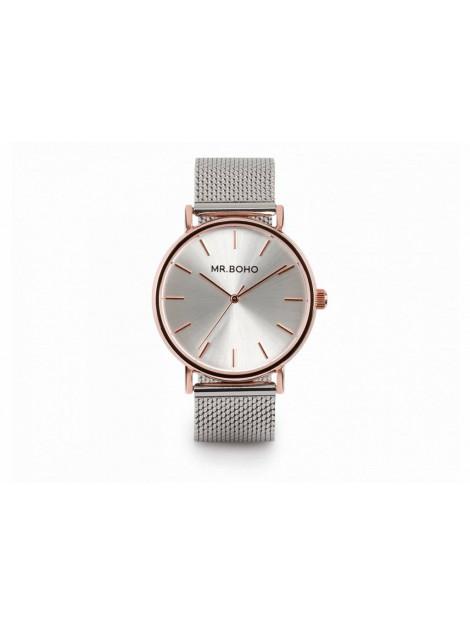 Mr.BOHO Horloge 36mm cadet metallic mix 21-16-c-ci large