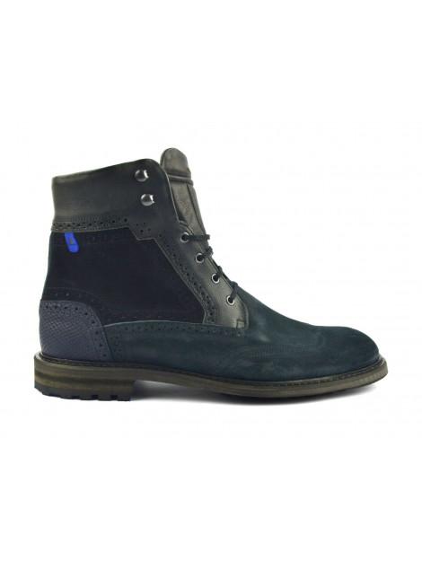 Floris van Bommel Boots blauw   10979/04  -  P7435   large
