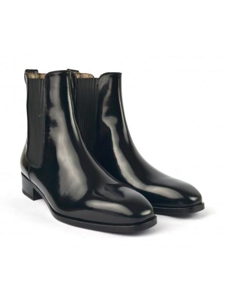 Pertini Boots zwart   15284d1 black venus   large