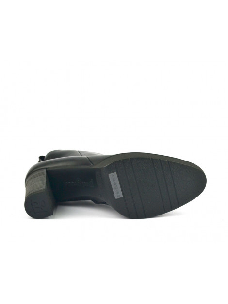 Paul Green Korte laarzen zwart   9399-003 classic calf   large