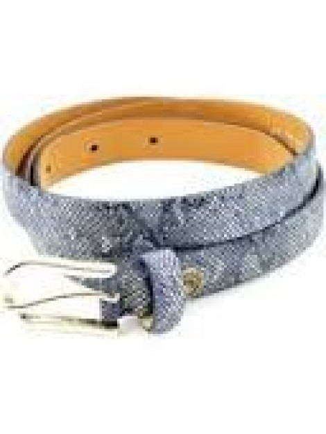 Unleaded Riem snake navy blauw UNL/DL/navy snake 20918/02 large