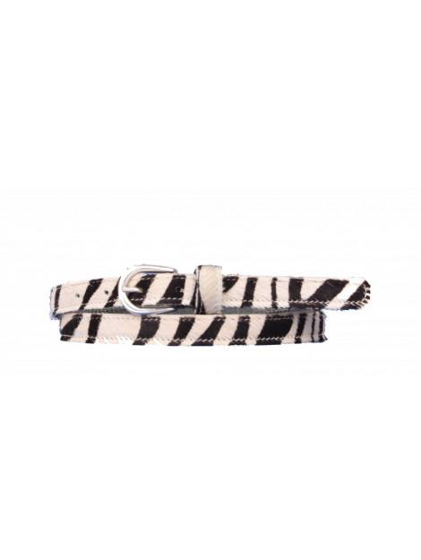 Legend Mooie zebra damesriem 20803 Zebra large
