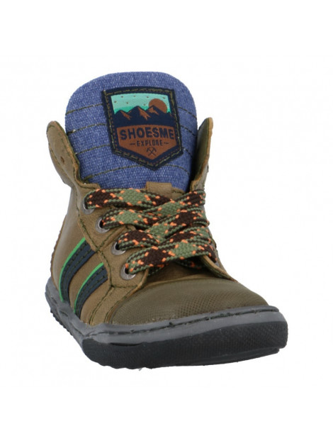 Shoesme Sneakers groen EF8W027-A large