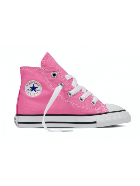 Converse All stars hoog kids 7j234c roze 7J234C-18 large