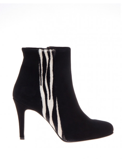 Fab Enkellaars safari boot hairy zebra Safari Boot-Hairy Zebra large
