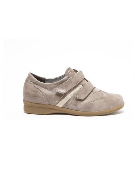 Durea 6091 wijdte G Sneakers Taupe  large