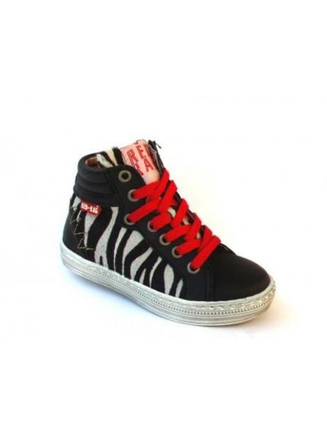 Red Rag 13064 Half hoge schoenen Zwart  large