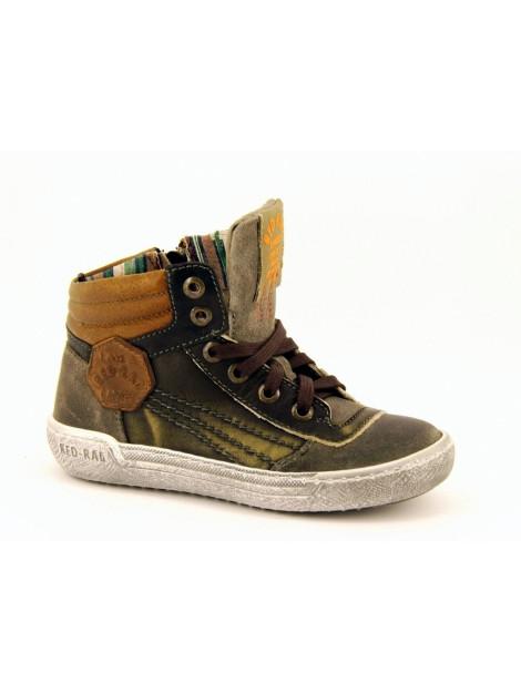 Red Rag 6303 Half hoge schoenen Groen  large
