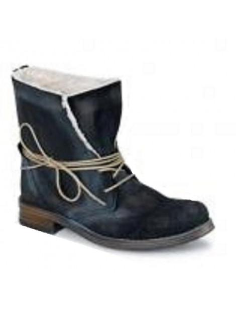 Only A Shoes veter-vachtlaarsje Messy 24 2232 large