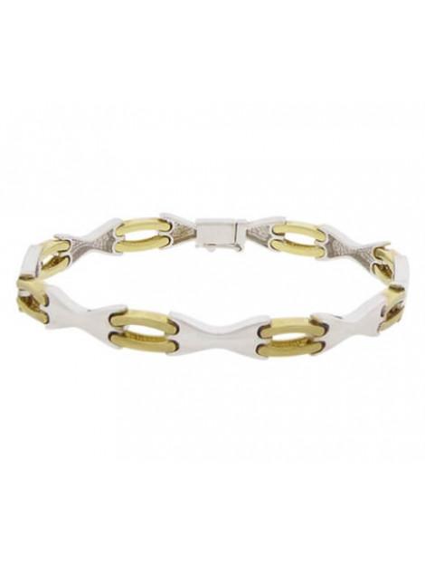 Christian Bicolor gouden armband 907237F63-0747JC large