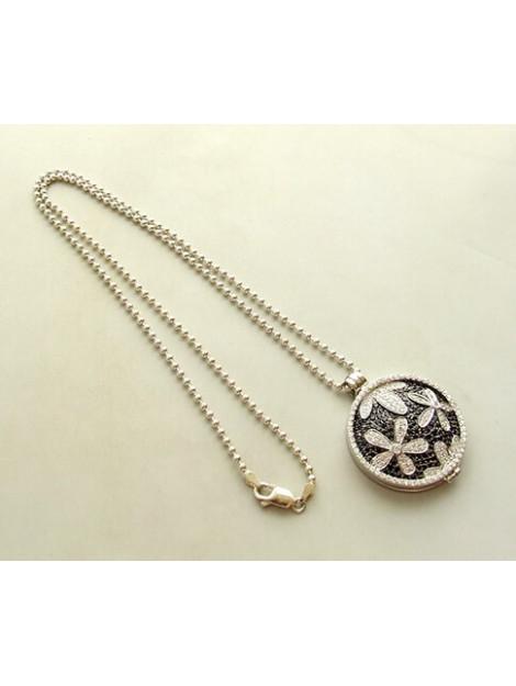 Christian Zilveren collier en hanger met zirkonia 9347D8-3706JC large