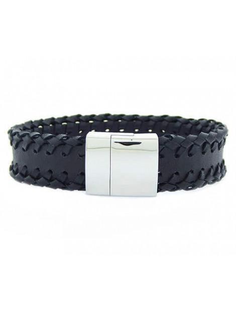 Christian Leather black yarn 29038JC large