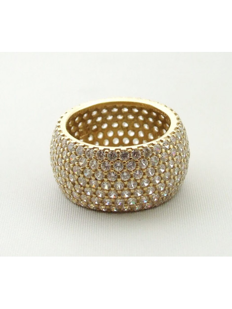 Christian 14 karaat ring met zirkonia 9072D33-8321JC large