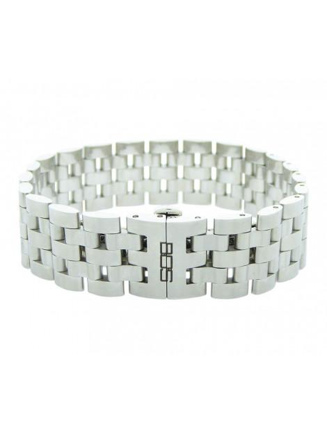 Christian Steel boss bracelet 187E89-0453BO large