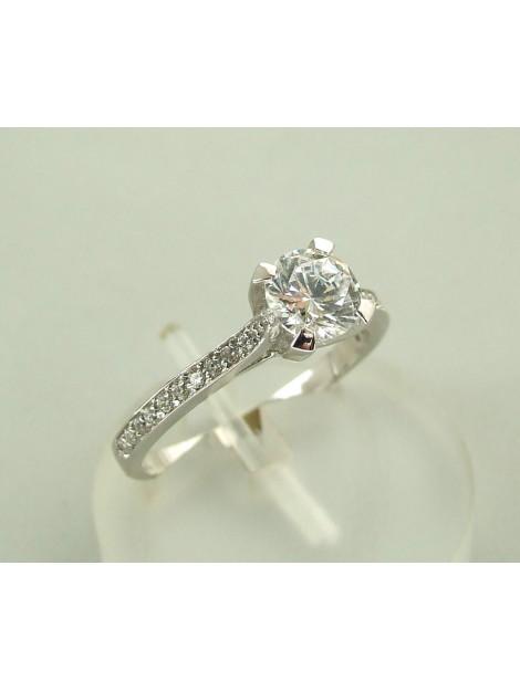 Christian Ring met zirkonia 897E12-6008JC large