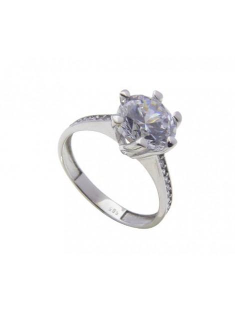 Christian Swarovski zirconia ring 873243-0083JC large