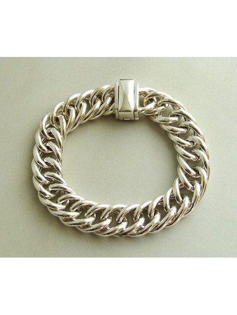 Casio Ocn zilveren armband 839Y42-3384OCC large
